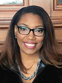 Macon County Board Member, Helena Buckner