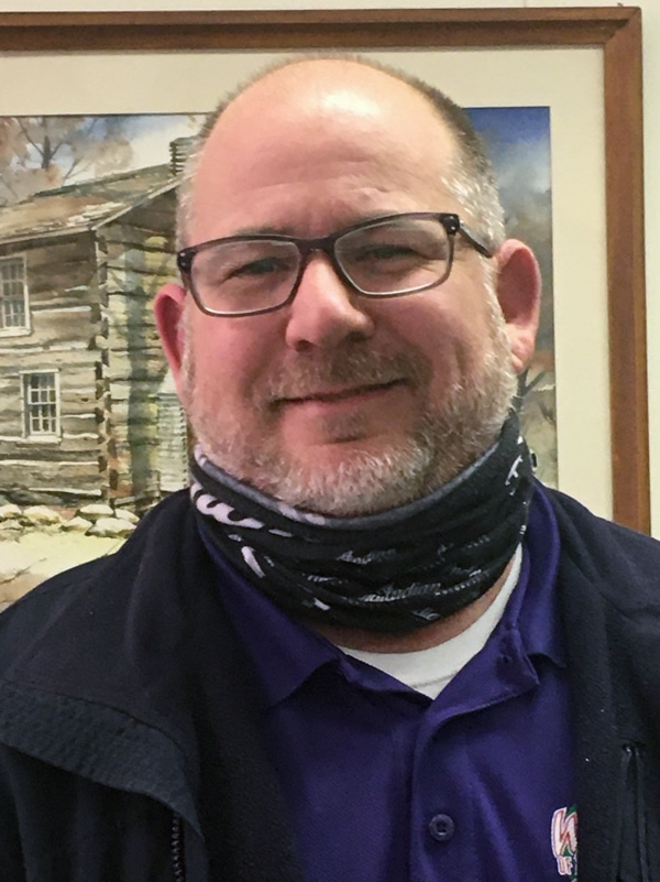 Macon County Board Member, Jason Comer