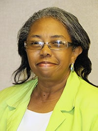 Macon County Board Member, Pat Dawson