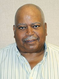 Macon County Board Member, William Oliver