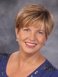 Macon County Board Member, Linda Little